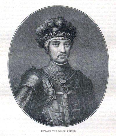 Portrait du Prince Noir (Pertrèit deu Princi Negre)