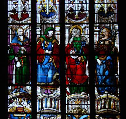 Vitraux de la cathédrale d'Auch
