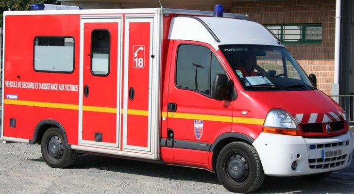 Camion de pompiers (Camion de pompièr)