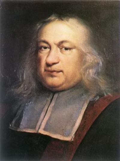 Portrait Pierre de Fermat (Pertrèit deu Pèire de Fermat)