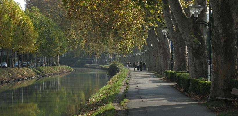 Canal du Midi (Lo canau de Mieijorn)