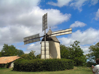Moulin à vent (Molin de vent)