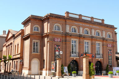 Théâtre Olympe de Gouges à Montauban (Teatre Olympe de Gouge  de Montauban)