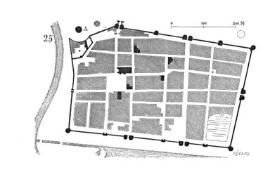 Plan de bastide ( Plan de bastida)